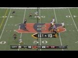 Американский футбол, NFL 2013-2014, Week 02, 16.09.2013, Pittsburgh Steelers - Cincinnati Bengals, 4 четверть, RU НТВ+ Кирилл Гомельский