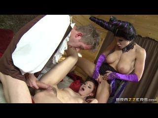 Romi Rain, Violet Monroe - Maleficunt