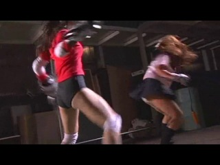 �����-��������� ������ �����-����������� / Tokyo Ballistic War Vol.1 : Cyborg High School Girl VS. Cyborg Beautiful Athletes (2009)  ����, ����������������