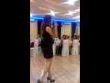 Музыкальное поздравление от сестры Натальи для молодых Надюшки и Темы<3